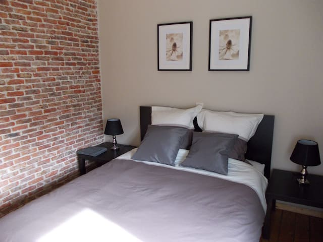 Deluxe room Citycenter Bruges