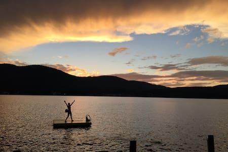 4 Season Lake George Vacation Home - 레이크 조지(Lake George) - 단독주택