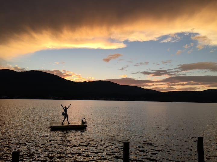 4 Season Lake George Vacation Home
