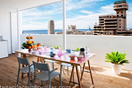 Really central appartment near the Sea avenue - Santa Cruz de Tenerife