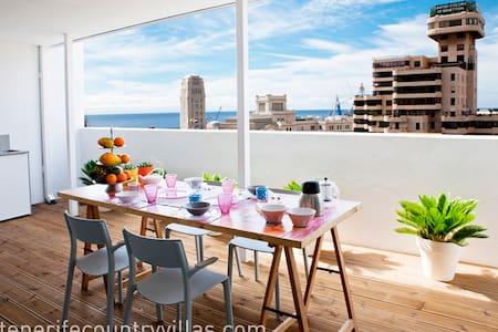 Really central appartment near the Sea avenue - Santa Cruz de Tenerife - Apartament
