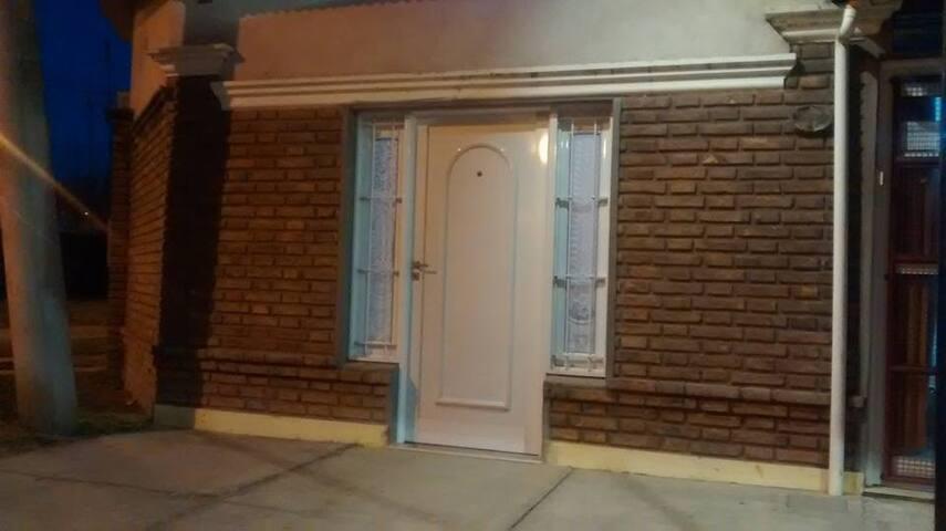 alojamiento departamento en rafaela
