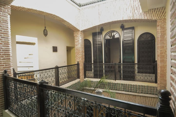 Authentic House - Riad for exclusive rental - Marrakesh - Casa