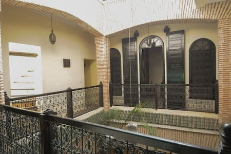 Authentique Riad Maison en location privative - Marrakesh