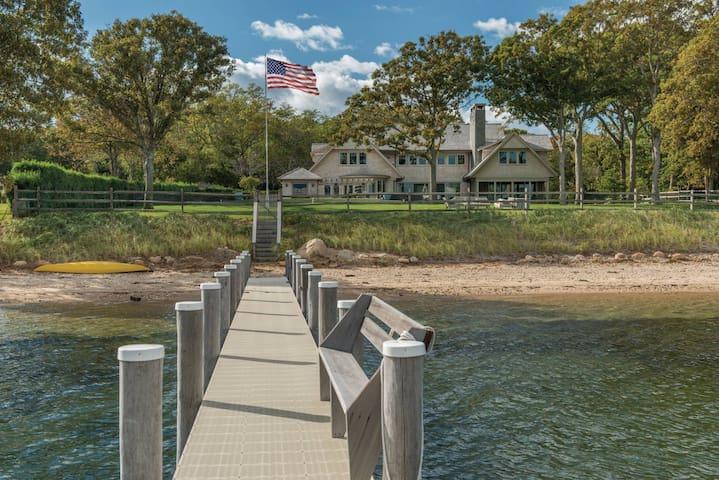 Sag Harbor Waterfront Estate
