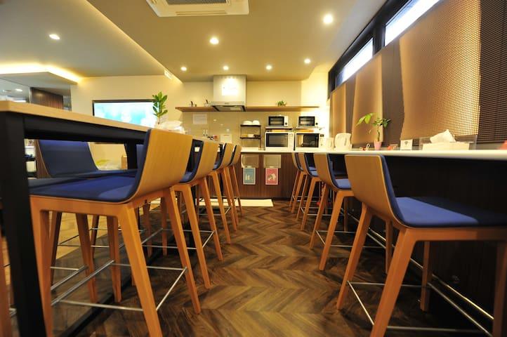 Mixed Dormitory♪Near Ginza/Tokyo/Tsukiji♪_TP1