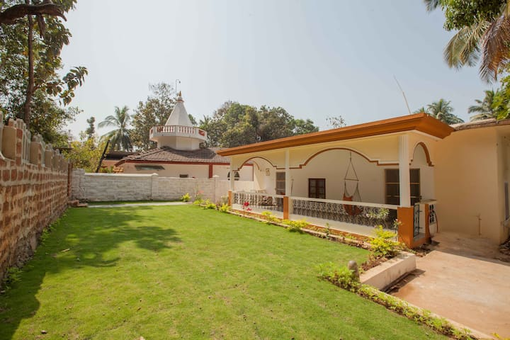 2 Bedroom Temple House near Palolem&Patnem beaches - Canacona - Hus