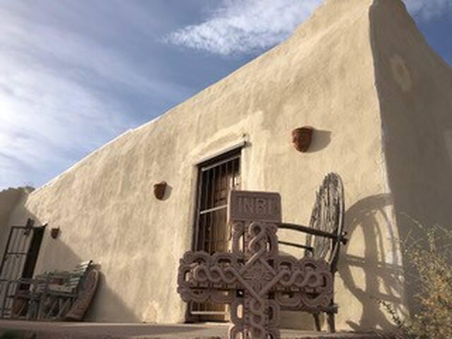 CASA PIRO - Late 1700s Adobe House