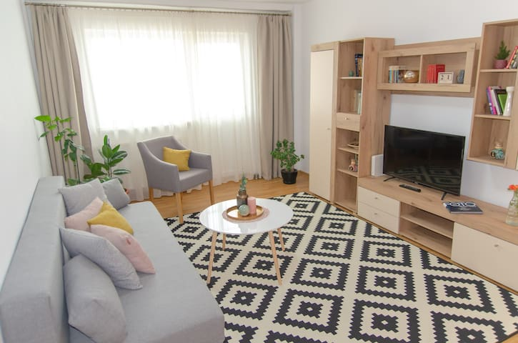 Home away from home, Warm& Cozy apart near Citadel