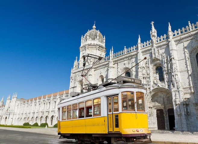 Belem Riverside @Historic Area FREE Parking & Pool - Lisboa - Flat
