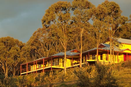 Wombadah Guesthouse - Mudgee - Bed & Breakfast