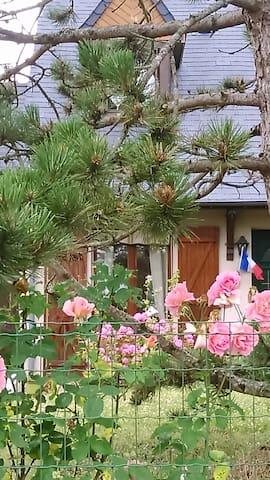 Belle maison à Amboise, Loire à vélo.