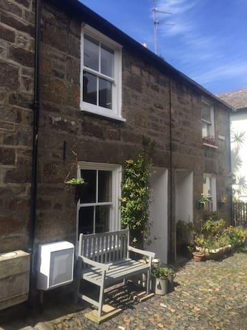 Christmas Cottage, Newlyn, Cornwall - Newlyn - Casa