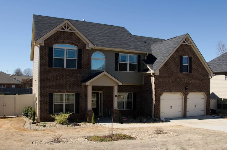 Luxury home minutes from GSP Airport and I-85! BR2 - Lyman