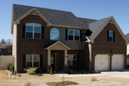 Luxury home minutes from GSP Airport and I-85! BR2 - Lyman - Casa