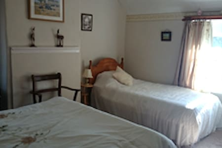 Park Farm, Bed and Breakfast Rm1, Working Farm. - Rugeley - Bed & Breakfast