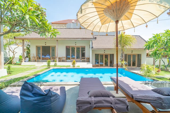 Canggu Little Oasis, Perfect for Digital Nomads