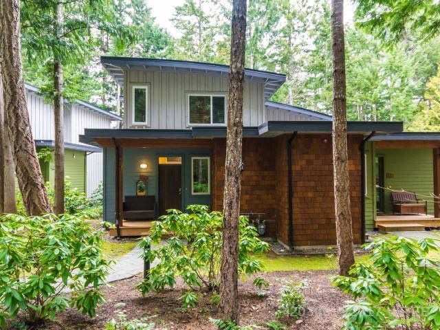 Pacific Forest Beach House - book your summer now! - Parksville - Townhouse
