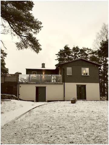 A luxury house in the archipelago with sea view - Värmdö SV - House