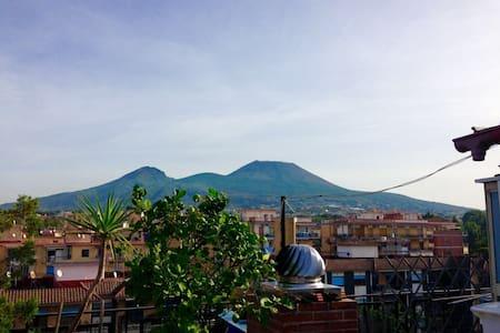 **Neapolitan Rooftop**