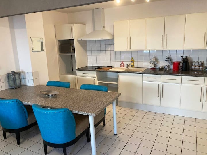 Appartement Saulcy 57 m²