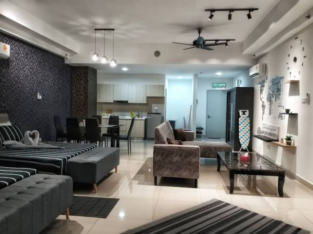 My Artz Vivo Soho Suite @ 9 Seputeh