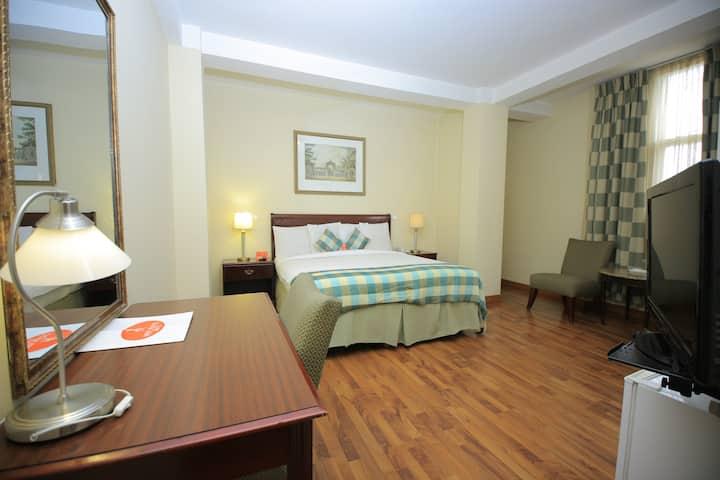 Addis Regency Hotel, where distance meets comfort!