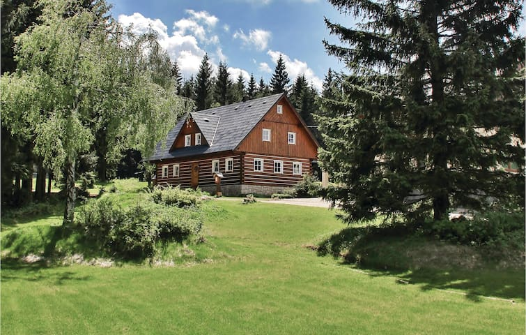 Holiday cottage with 5 bedrooms on 243 m² in Smrzovka
