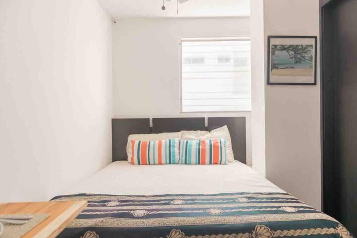 Mini Suite de 1 Solo Ambiente - Edificio cerca mar