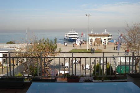 A great flat with a sea view.. - Adalar