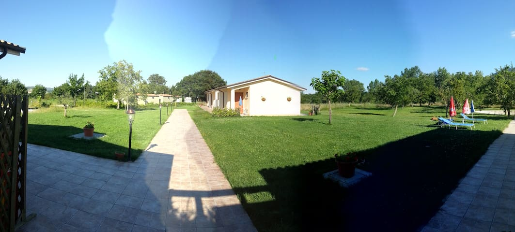 Agriturismo Le Due Arcate - Canonica - Bed & Breakfast