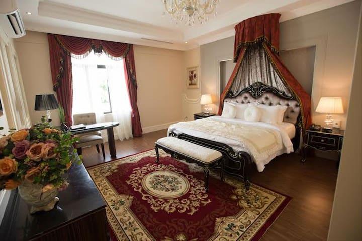 Malacca Luxury Room