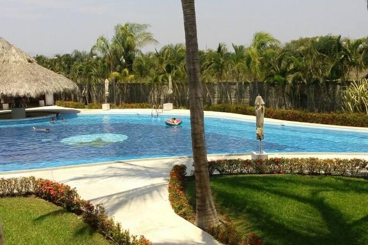 Villa terrasol Acapulco Diamante