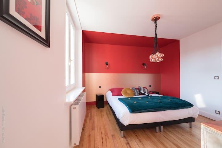 Chambre 2 - king size 180x200