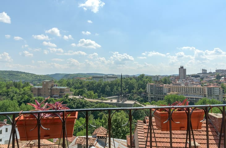 Apartment Stambolov Perfect view - Veliko Tarnovo - อพาร์ทเมนท์