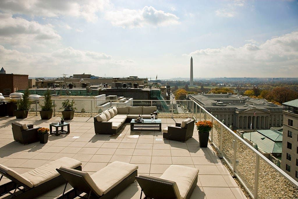 3 Bedrooms With A View Next To The White House Apartments For Rent In Washington District Of