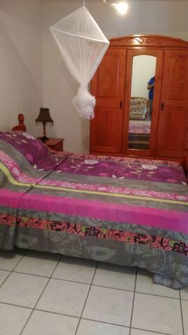 Qui n'a pas envie de dormir dans ce lit...?