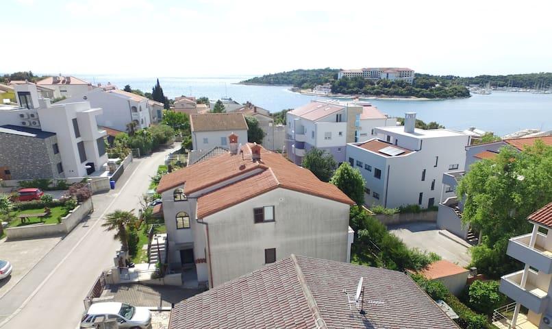 Ida Apartment, 100 m from beach, 4 p