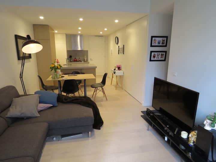 Modern CBD apartment