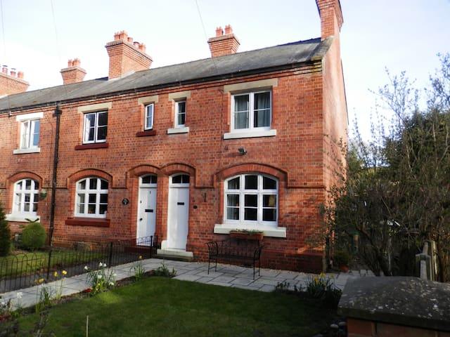 Delightful ex railway cottage - Marshbrook - Hus