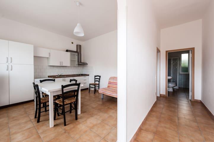 BILOCALE VICINO AL MARE E PINETA - Mazzanta - Appartement