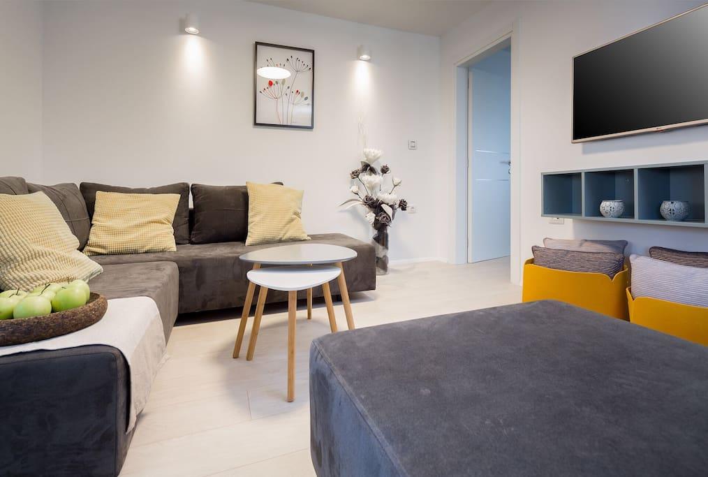 spacious loft just 100m from arena appartements louer pula istarska upanija croatie. Black Bedroom Furniture Sets. Home Design Ideas