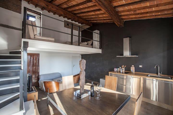 .2 La Casa sui Tetti dell'Oltrarno