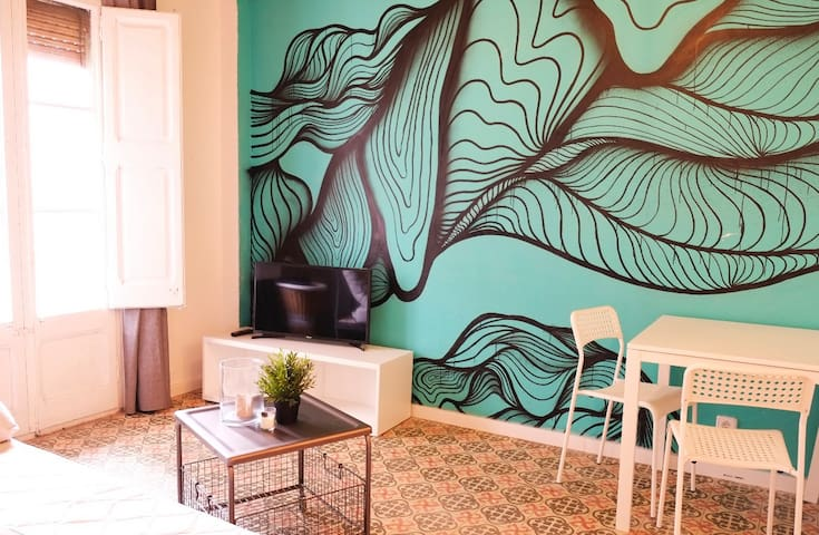 Barcelona´s Classic Apartment 1-2