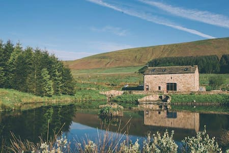 'The Lakehouse' at Laythams - Slaidburn