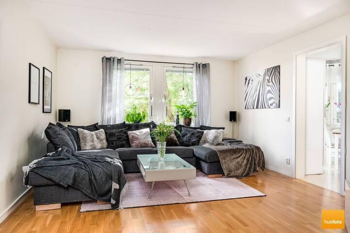 Härlig lägenhet centralt i Falun