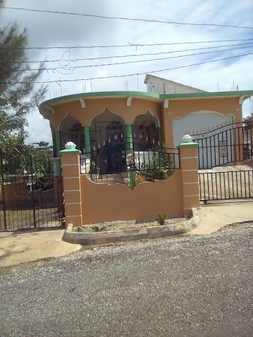 Bangaz House - Westmoreland Parish - Huis