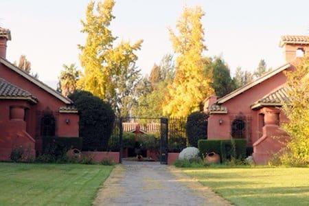 Habitacion en hacienda de Los Andes, Chile - San Esteban