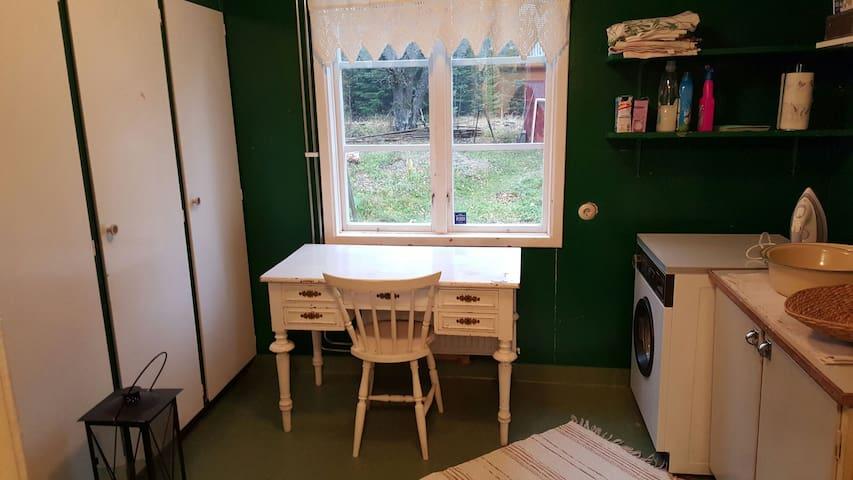 Laundry room. Floor 1
