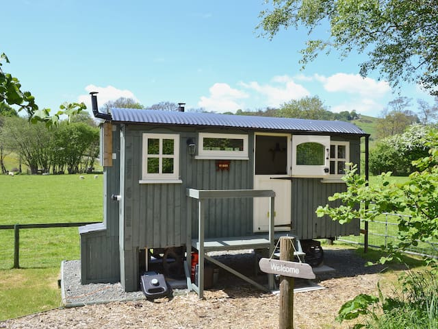 Ty Bach Shepherds Hut (UK6073)